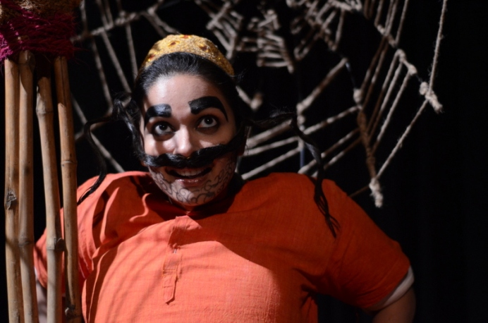 Ashiqa Salvan as Ettukaali Mammoonhu