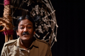 Ravindra Vijay as the Postman